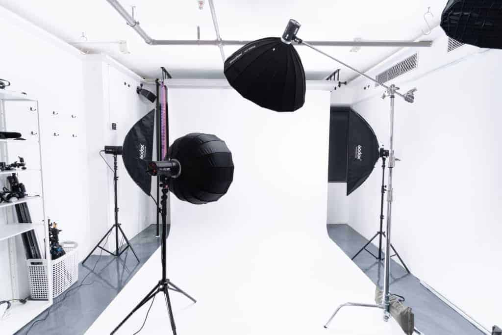 Five Basic Steps For Setting Up Studio Photography